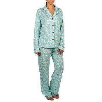 Pj Salvage Playful Lamb PJ Set