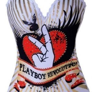 Playboy Revolution korsetti