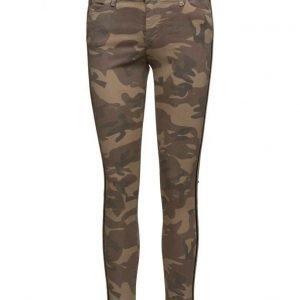 Please Jeans Catwoman Militare skinny farkut