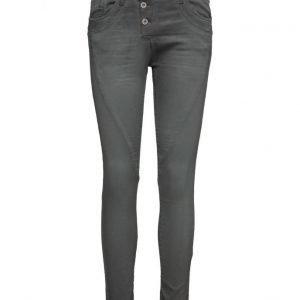 Please Jeans Classic Jog. Viridi casual housut