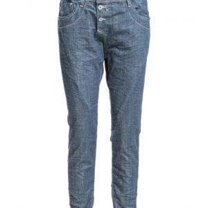 Please Jeans Classic Orig. Denim suorat farkut