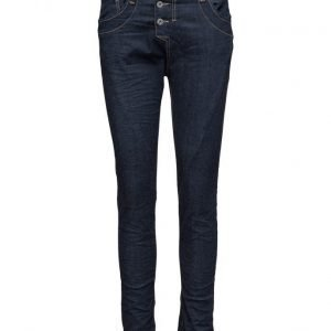 Please Jeans Classic Original Denim Stretch suorat farkut