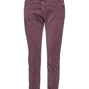 Please Jeans Classic Vel. Redwine casual housut