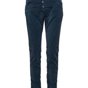 Please Jeans Classic Vel. Uniform Blu suorat farkut