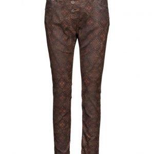 Please Jeans Classic Wallpaper suorat farkut