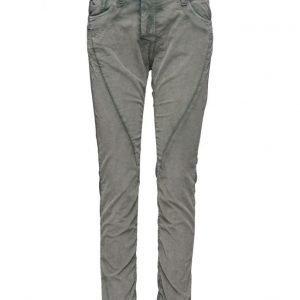 Please Jeans Fine Cod. Bottiglia suorat housut