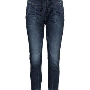 Please Jeans Jogging Blue Denim boyfriend farkut
