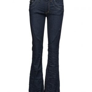 Please Jeans New Bootcut Original Denim Stretch leveälahkeiset farkut