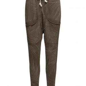 Please Jeans Sweat Pants Militare casual housut