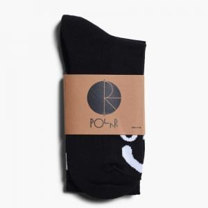 Polar Skate Co. Happy Sad Classic Sock