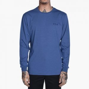 Polar Skate Co. Micro Stripe Long Sleeve Tee