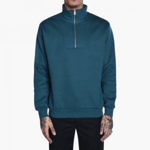 Polar Skate Co. Zip Neck Sweatshirt