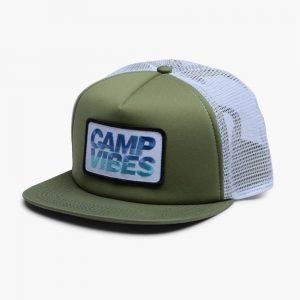 Poler Stuff Camp Vibes Trucker