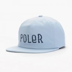 Poler Stuff Fur Font Snapback