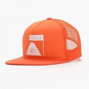 Poler Stuff Summit Mesh Snapback