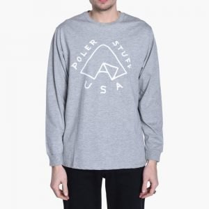 Poler Stuff Tent Long Sleeve Tee
