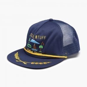 Poler Stuff Tourist Trap Mesh Trucker