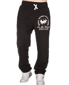 Polo Club Jogger Black