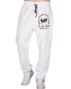 Polo Club Jogger White