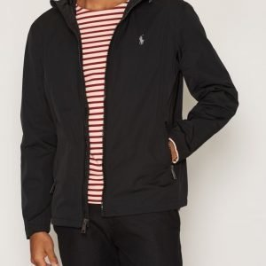 Polo Ralph Lauren Anorak Lined Jacket Takki Black