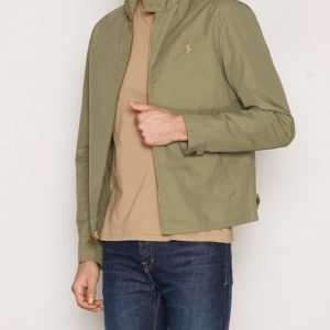 Polo Ralph Lauren Barracuda Lined Jacket Takki Green
