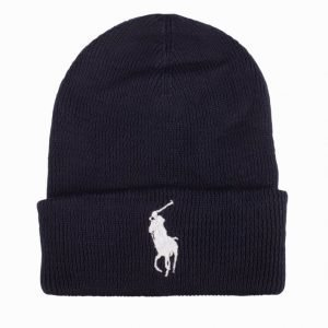 Polo Ralph Lauren Big Pony Cuff H Pipo navy/white