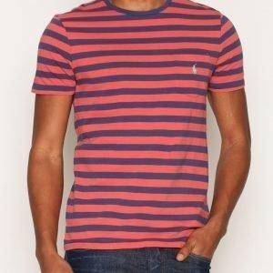 Polo Ralph Lauren CMM3 SS T-shirt T-paita Punainen/Sininen