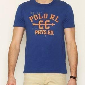 Polo Ralph Lauren CNM2 SS T-shirt T-paita Royal