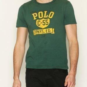 Polo Ralph Lauren CNM4 SS T-shirt T-paita Pine