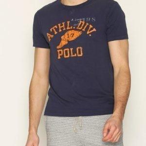 Polo Ralph Lauren CNM7 SS T-shirt T-paita Navy