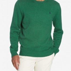 Polo Ralph Lauren Classic Cotton Sweater Pusero Green