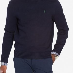 Polo Ralph Lauren Classic Cotton Sweater Pusero Navy