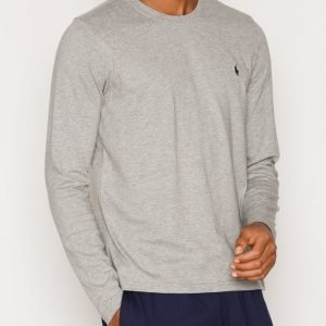 Polo Ralph Lauren Classic Jersey Loungewear Heather Grey