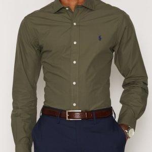 Polo Ralph Lauren Classic Slim Fit Shirt Kauluspaita Sage