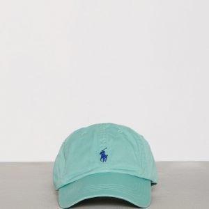 Polo Ralph Lauren Classic Sport Cap Lippis Green