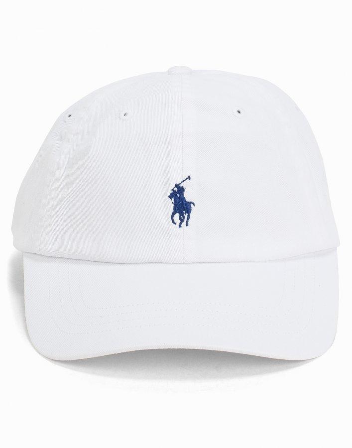 Polo Ralph Lauren Classic Sport Cap Lippis White - Vaatekauppa24.fi 95d0f901cc