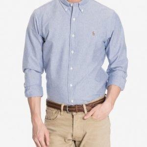 Polo Ralph Lauren Core Fit Oxford Shirt Kauluspaita Blue