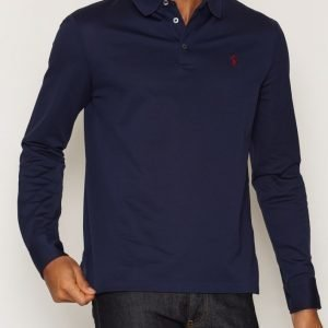 Polo Ralph Lauren Cotton Polo Pikè Pikeepaita Navy