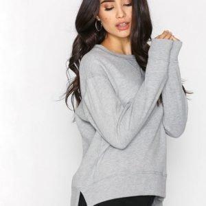 Polo Ralph Lauren Crew Neck Fleece Knit Svetari Grey