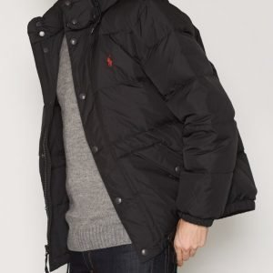 Polo Ralph Lauren Elmwood Down Jacket Takki Black