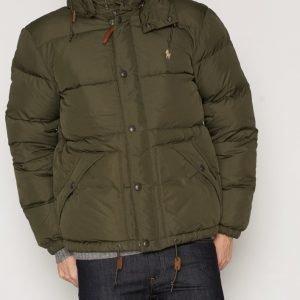 Polo Ralph Lauren Elmwood Down Jacket Takki Olive
