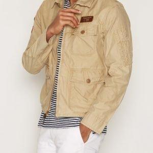Polo Ralph Lauren Flight Jacket Takki Tan