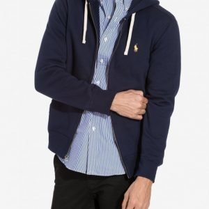 Polo Ralph Lauren Full Zip Hood Pusero Navy