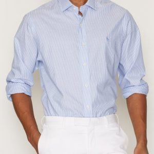 Polo Ralph Lauren Hampton Twill Dress Shirt Kauluspaita Blue/White
