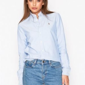Polo Ralph Lauren Harper Long Sleeve Shirt Kauluspaita Sininen