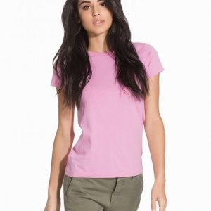 Polo Ralph Lauren Holly Shortsleeve Knit T-Paita Rose