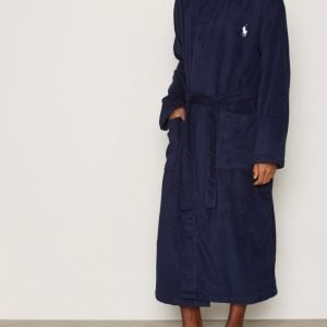Polo Ralph Lauren Kimono Robe Aamutakki Navy