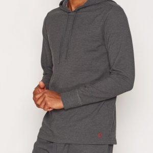 Polo Ralph Lauren LS Hoodie Loungewear Charcoal