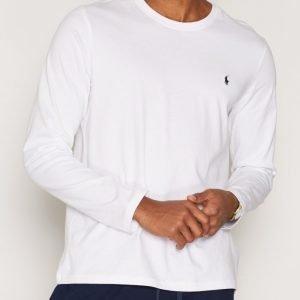 Polo Ralph Lauren Long Sleeve Crew Loungewear Valkoinen