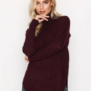 Polo Ralph Lauren Long Sleeve Sweater Poolopusero Wine